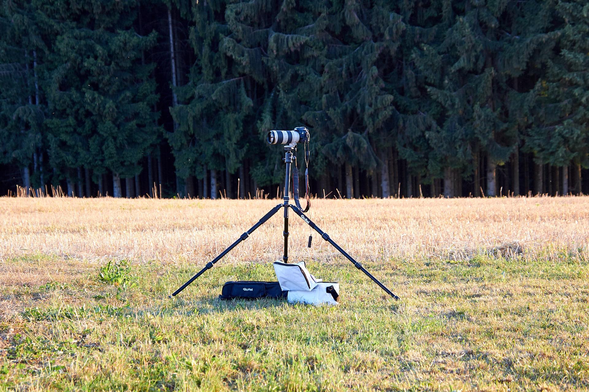 Stilleben   Kamera