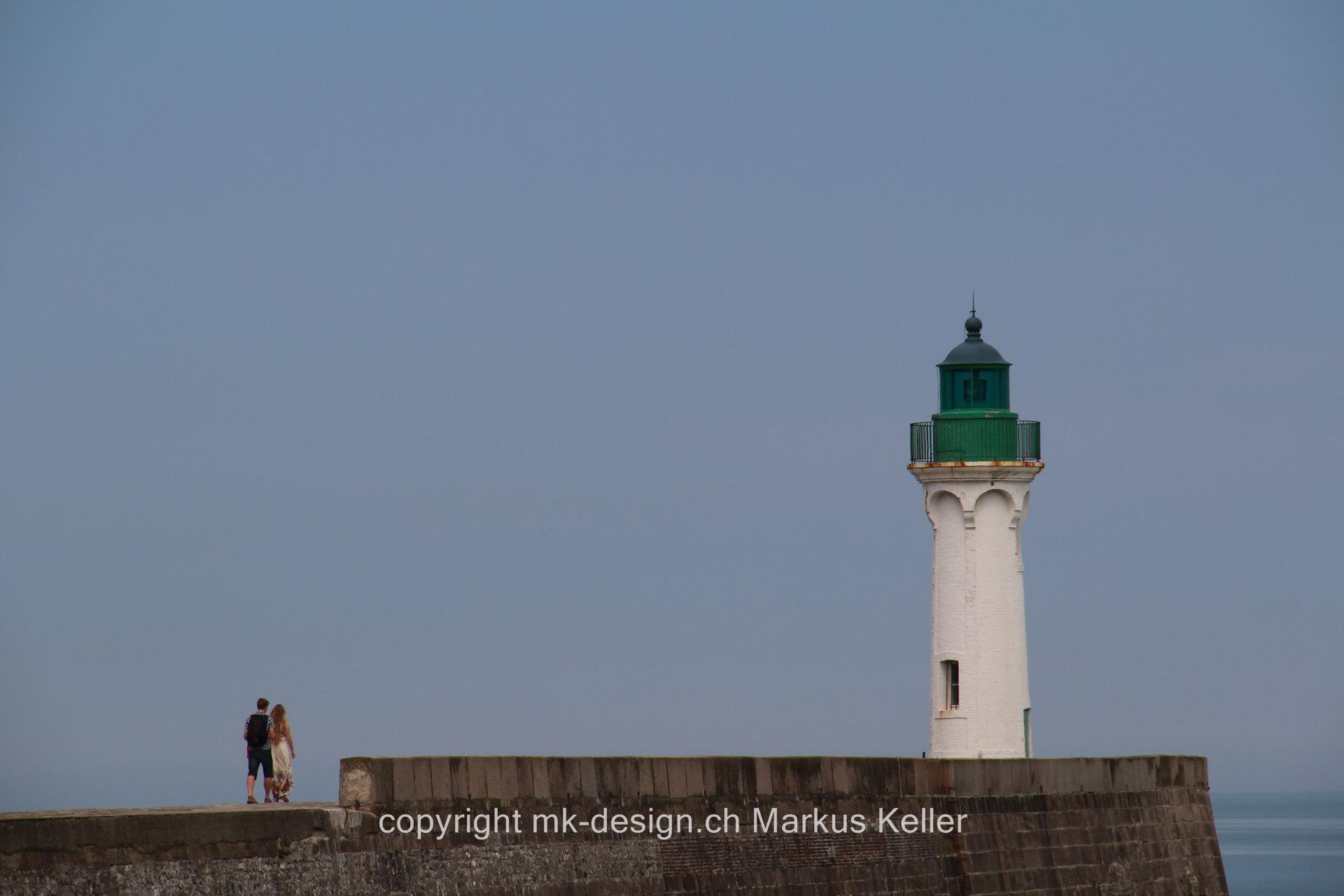 Bauwerk   Leuchtturm   Meer