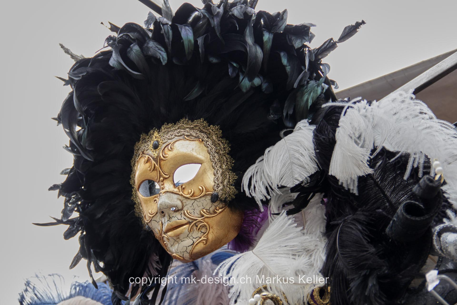 Mensch   Maske