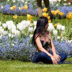 Pflanze   Blume   Mensch
