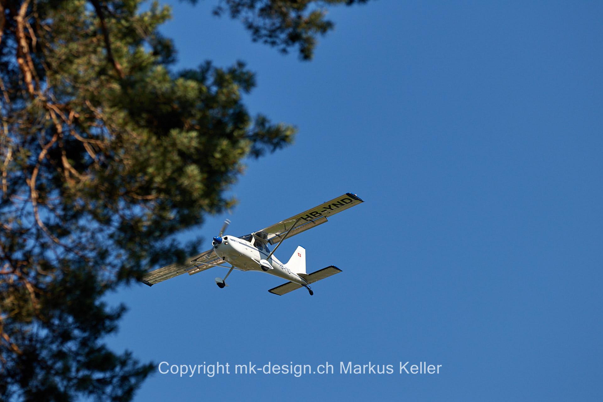 Flugzeug   Glastar GS-1