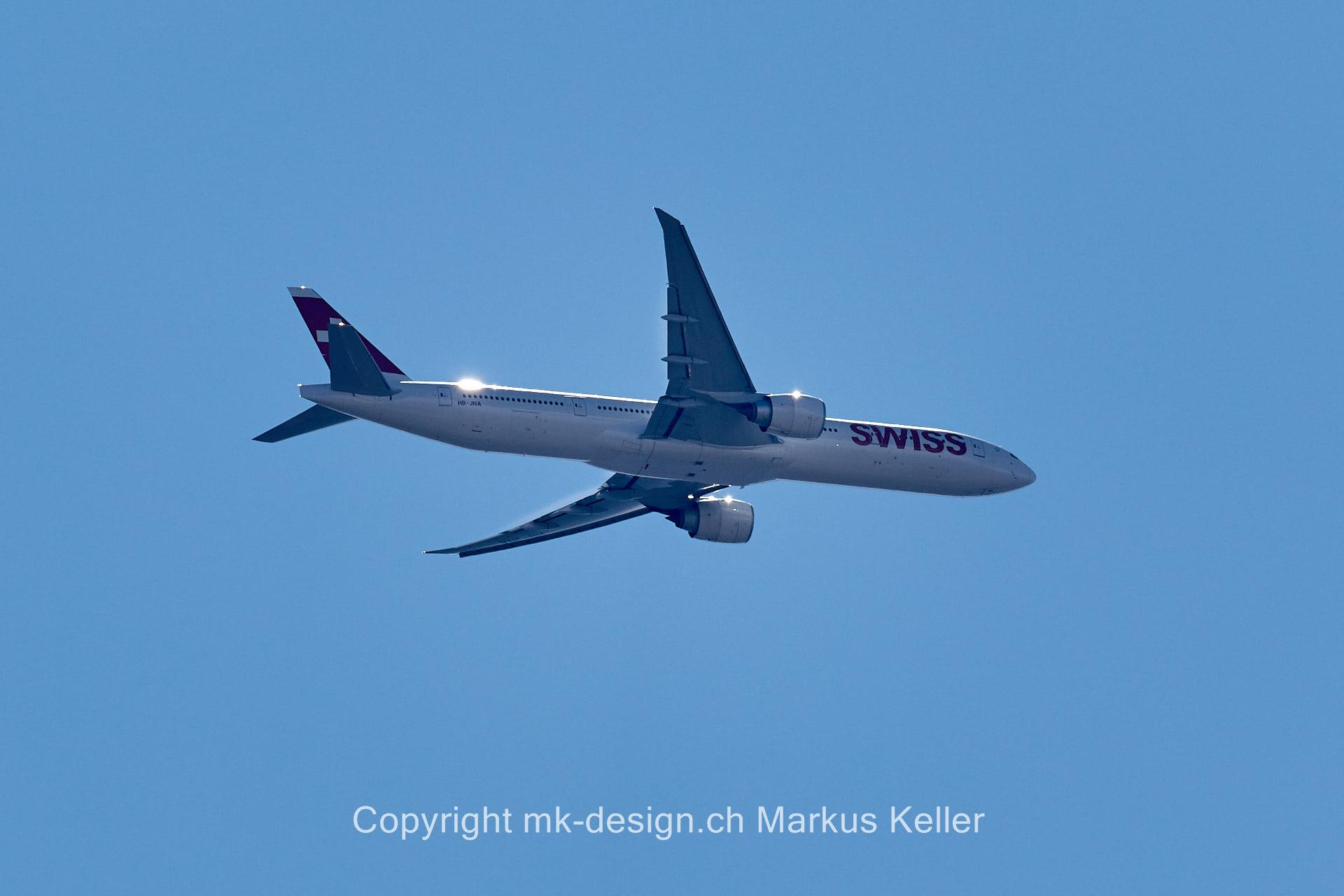 Flugzeug   Boeing 777