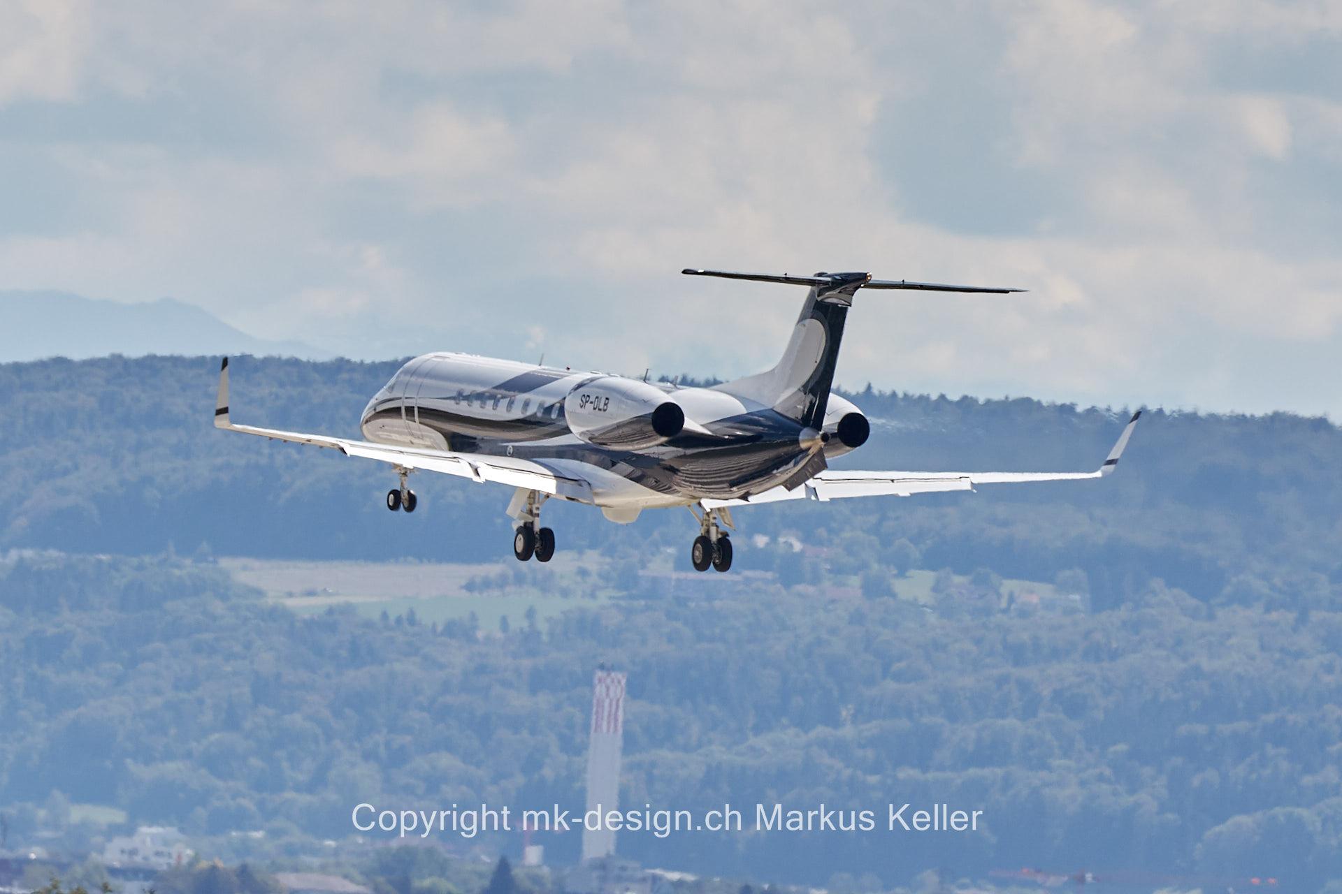 Flugzeug   Embraer Legacy 600