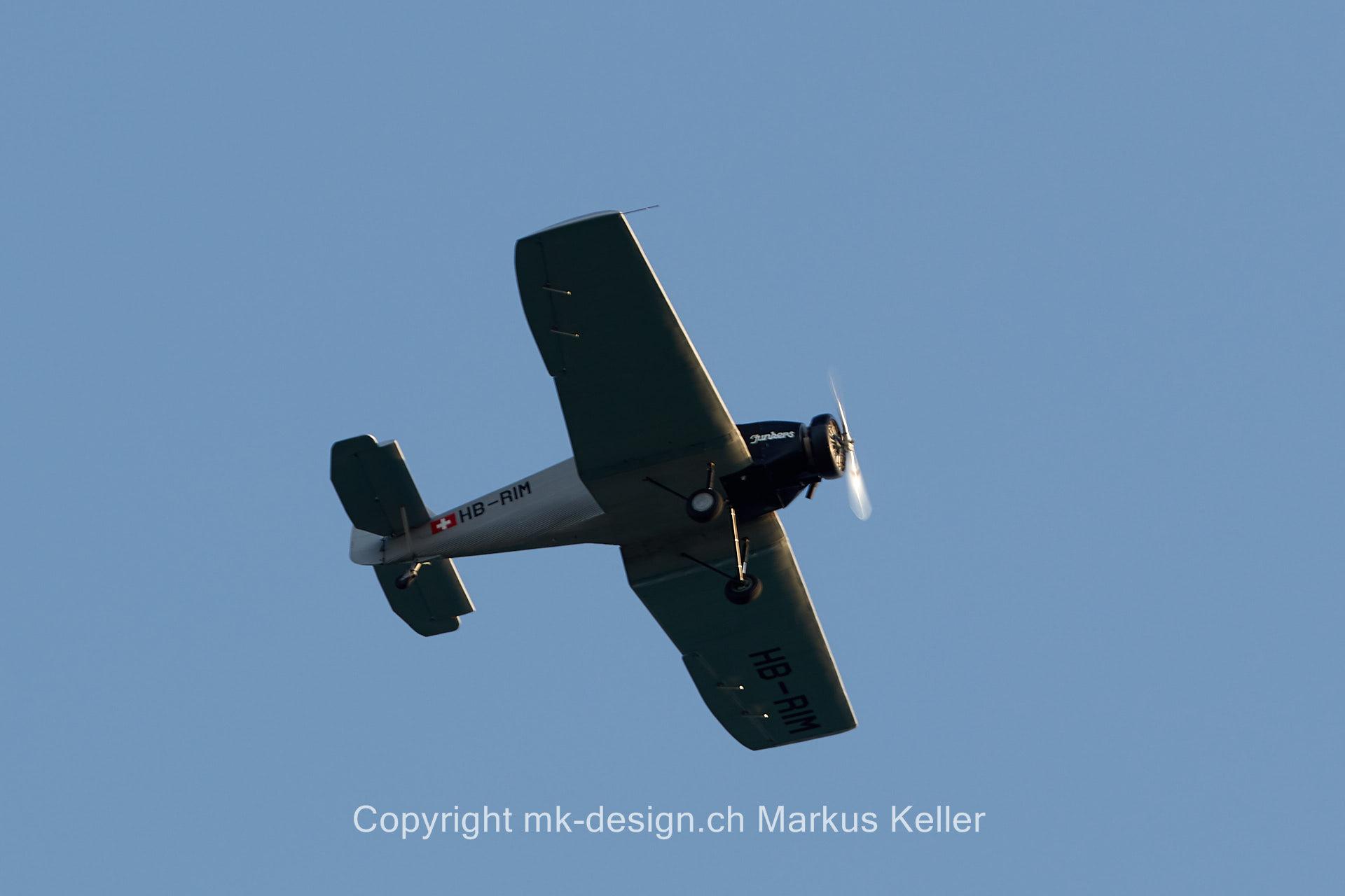 Flugzeug   Junkers F13
