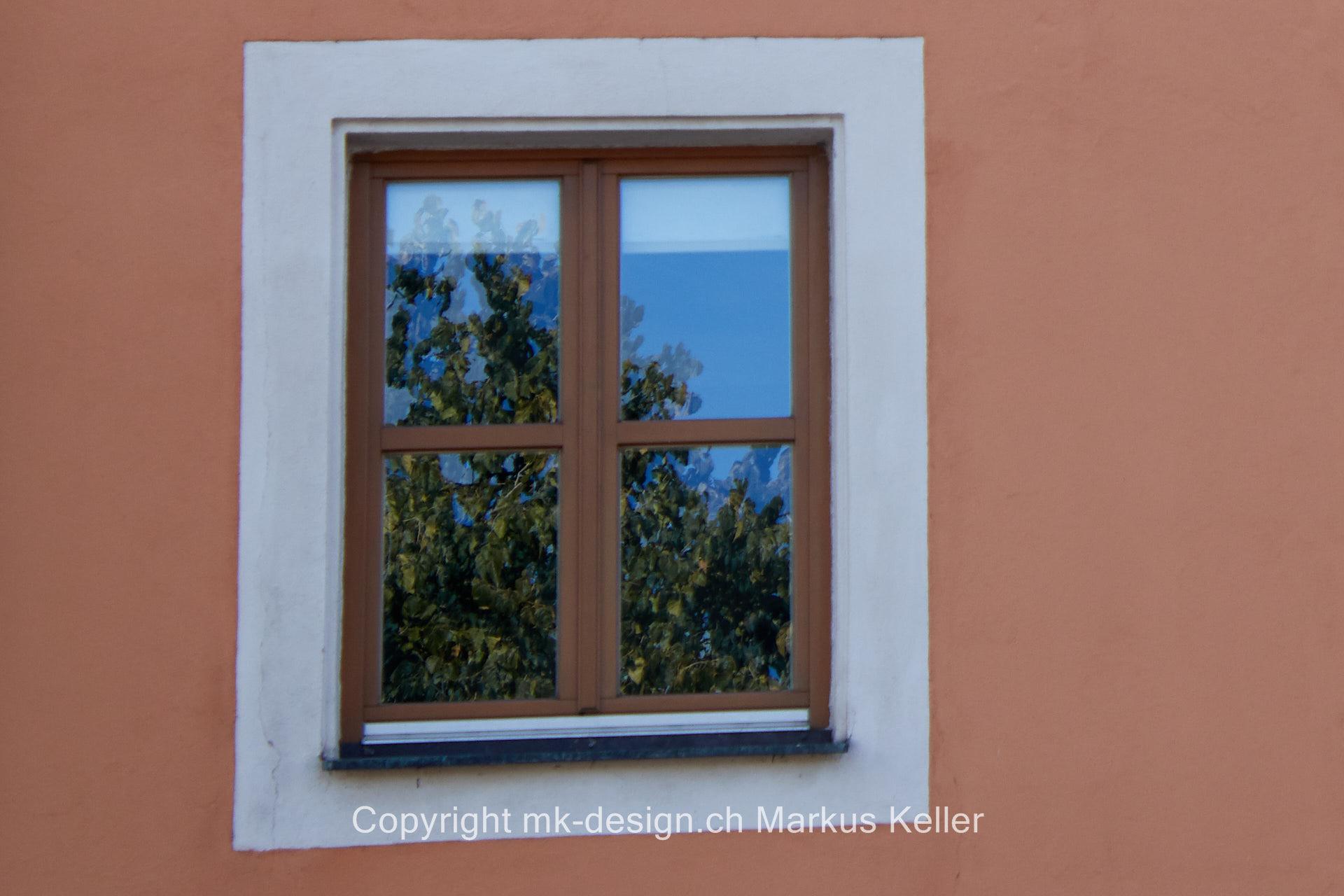 Bauwerk   Fenster