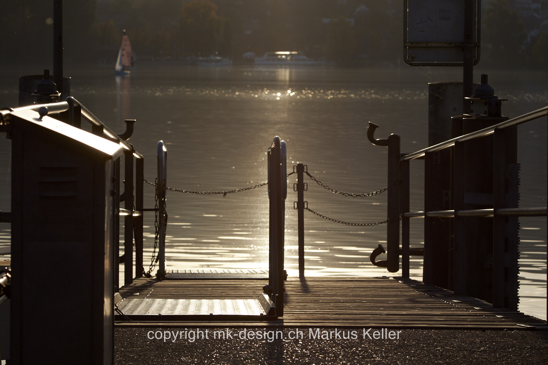Stilleben   Landschaft   See   Greifensee