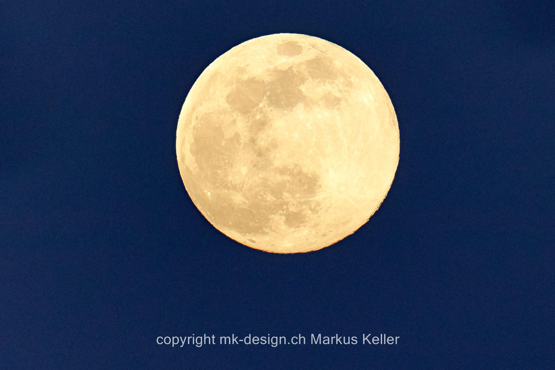Mond   Vollmond