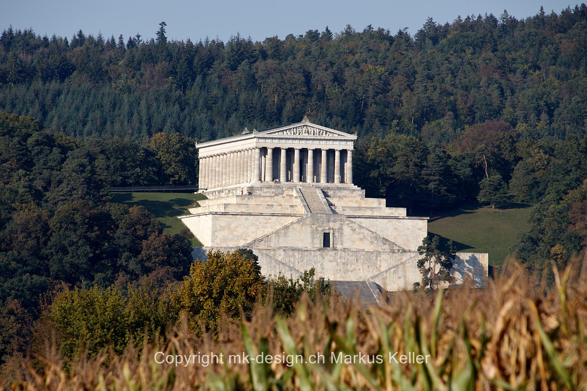 Bauwerk   Monument   Walhalla