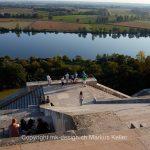 Bauwerk   Monument   Walhalla   Fluss   Donau