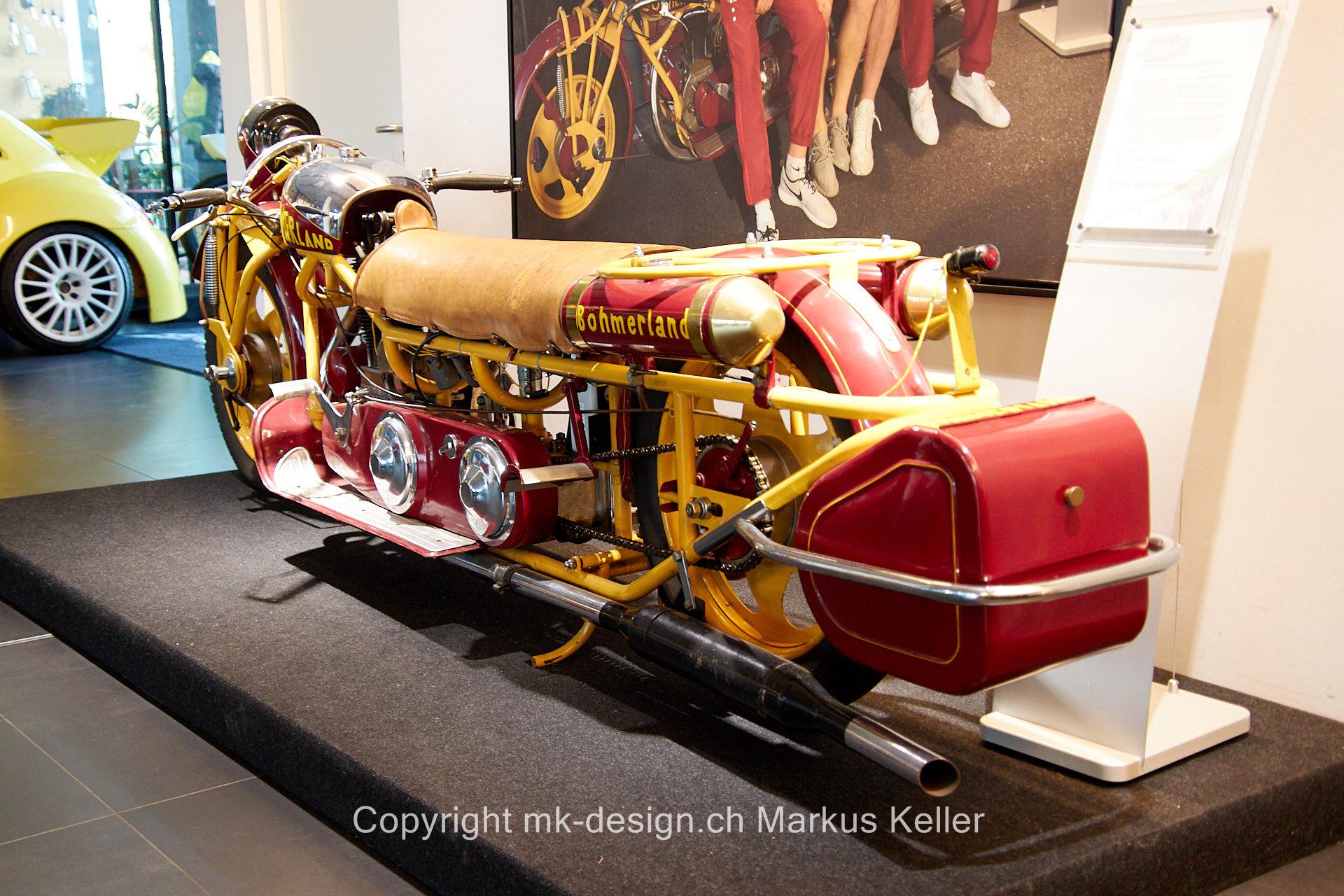 Motorrad   Böhmerland