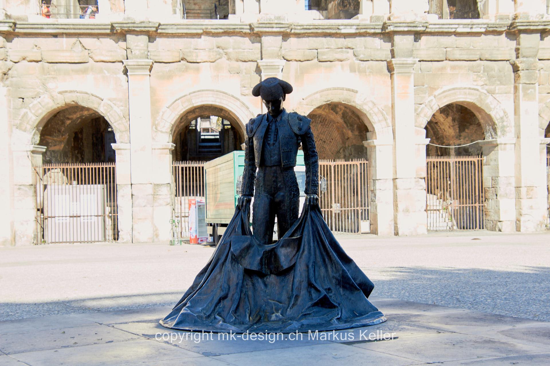 Bauwerk   Arena   Statue/Skulptur