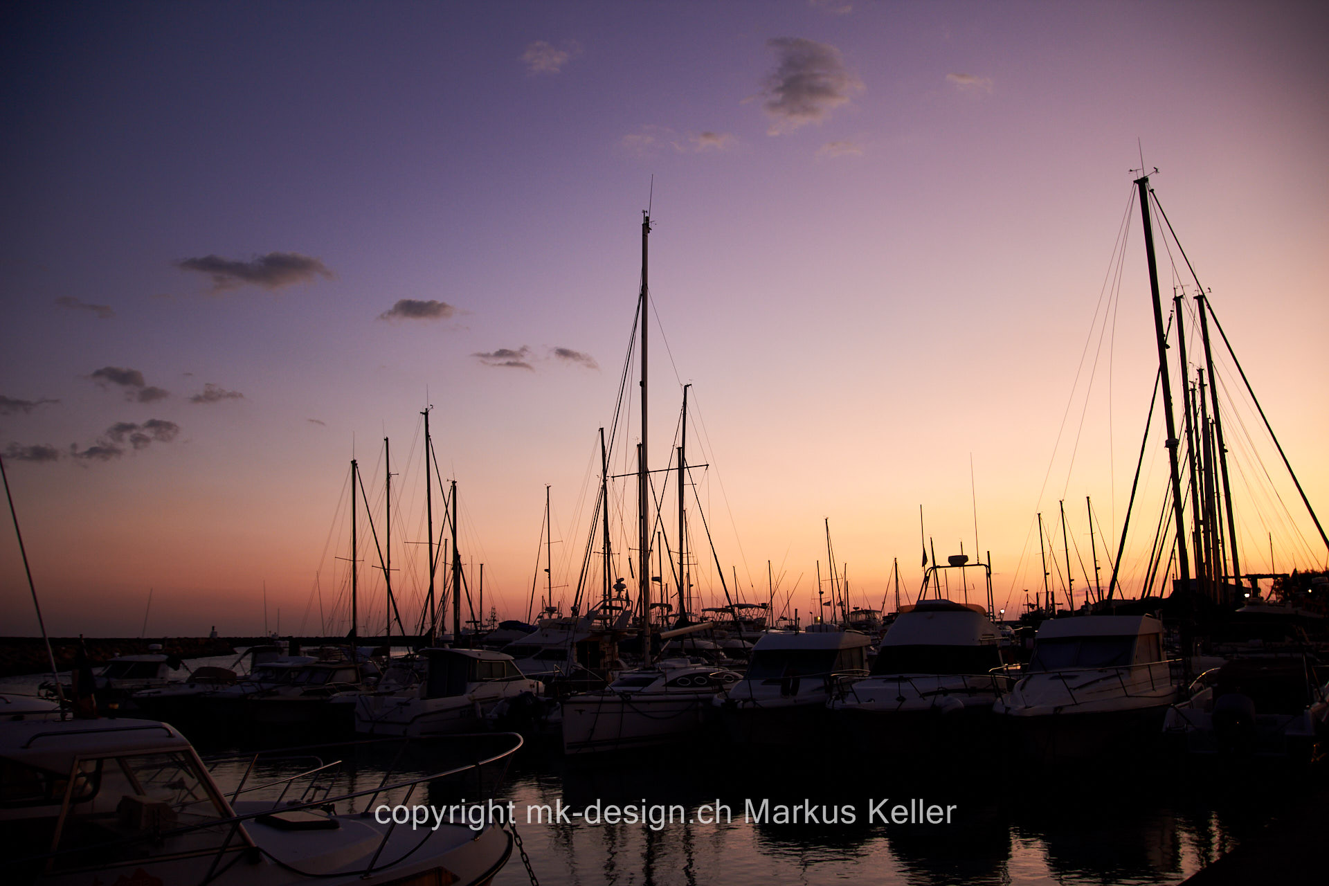 Boot   Sonne   Sonnenuntergang   Meer