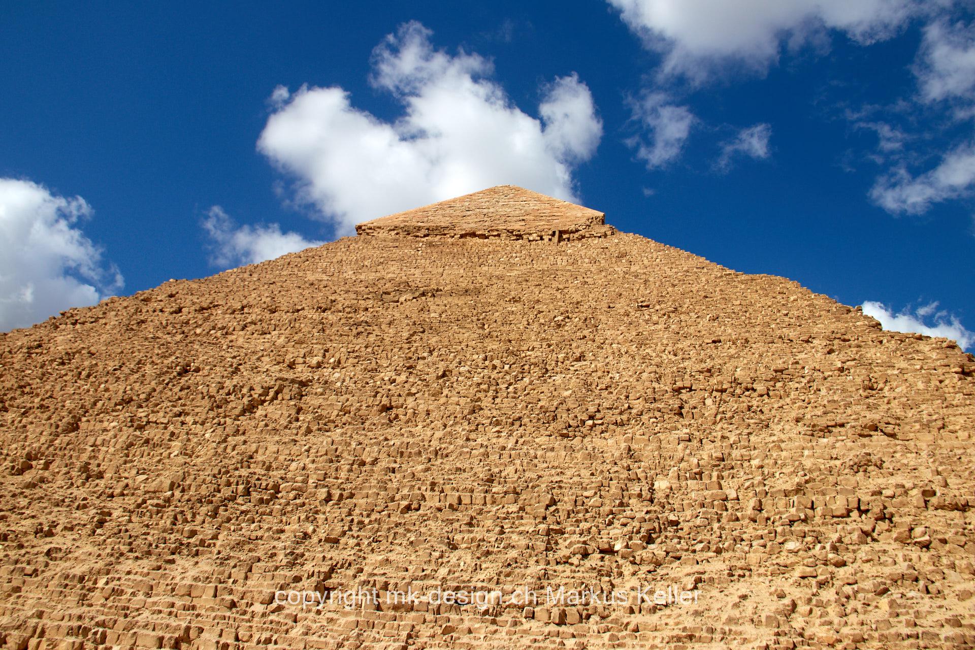 Bauwerk   Pyramide   Cheops