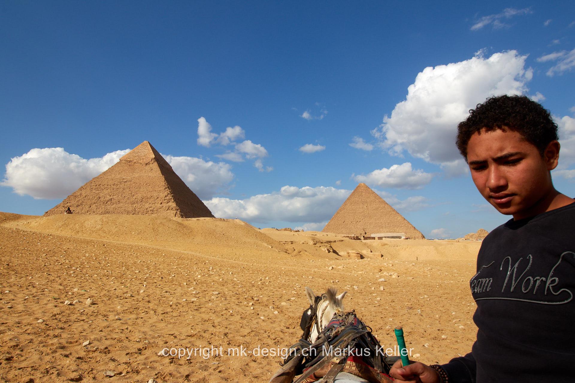 Bauwerk   Pyramide   Chephren   Cheops