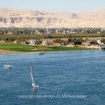 Fluss   Boot   Nil