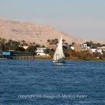 Fluss   Nil   Boot