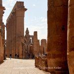 Bauwerk   Tempel   Luxor   Statue/Skulptur