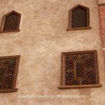 Bauwerk   Tempel   Luxor   Fenster