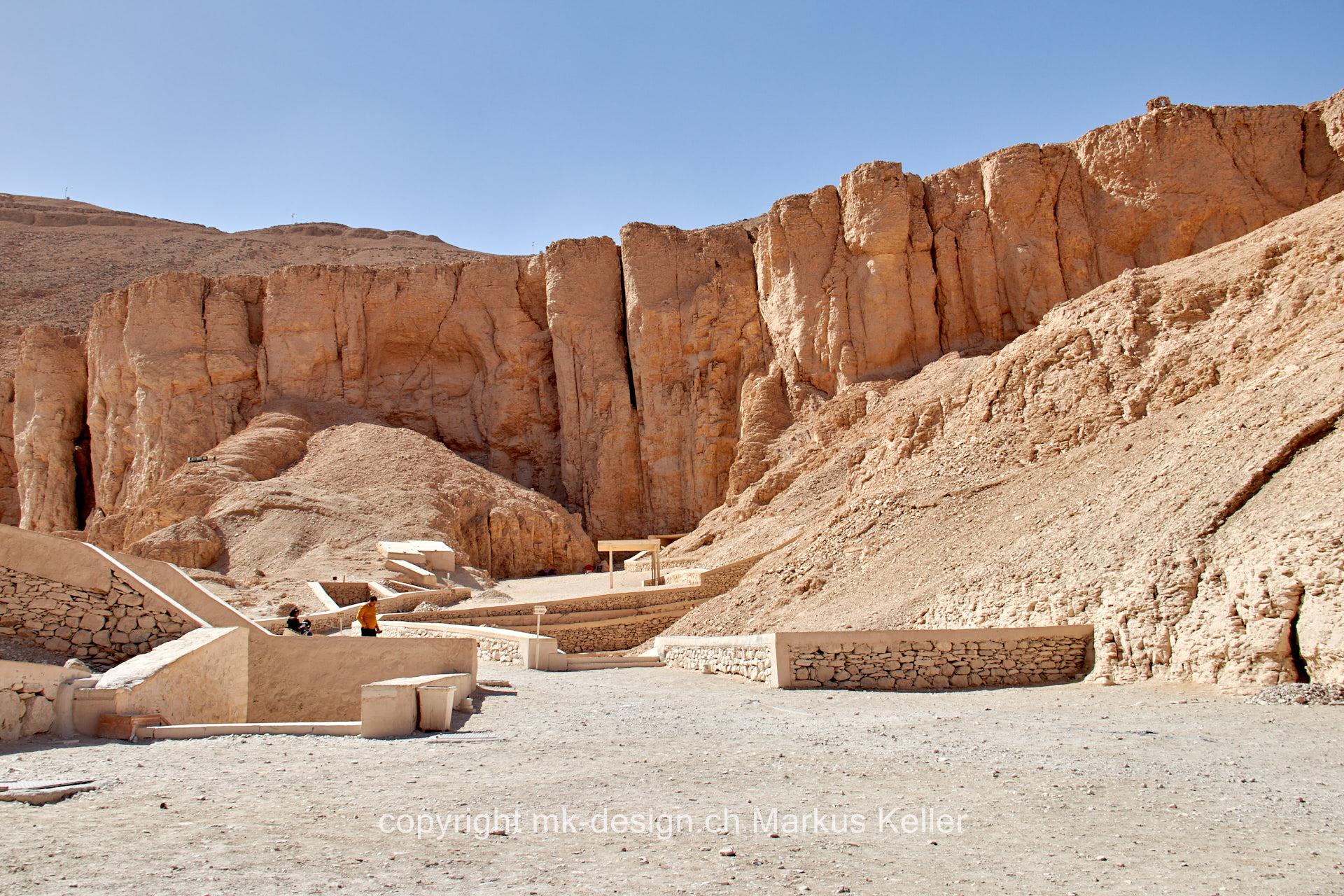 Bauwerk   Tempel   Tal der Könige