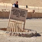 Bauwerk   Tempel   Hatschipsut   Stilleben