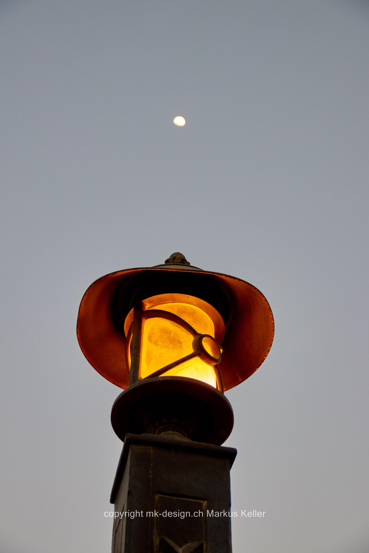 Bauwerk   Lampe