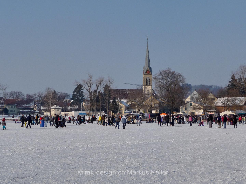 See   Pfäffikersee   Bauwerk   Kirche/Dom   Eis